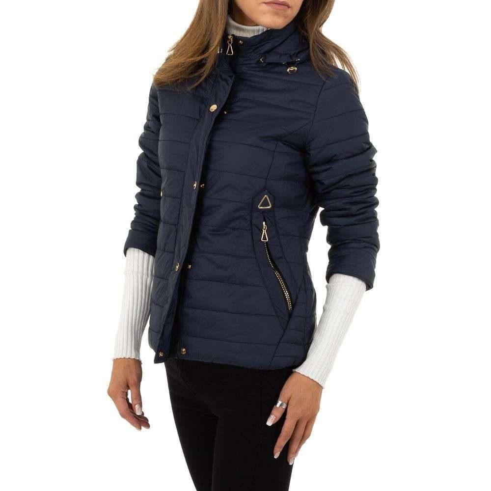 Dámska bunda s kapucňou - L/40 EU shd-bu1171tm