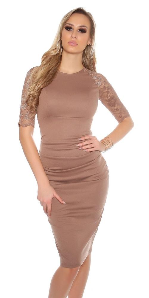 Puzdrové šaty - 38 Koucla in-sat1033ca