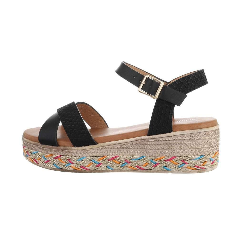 Dámské letní sandály - 41 EU shd-osa1526bl