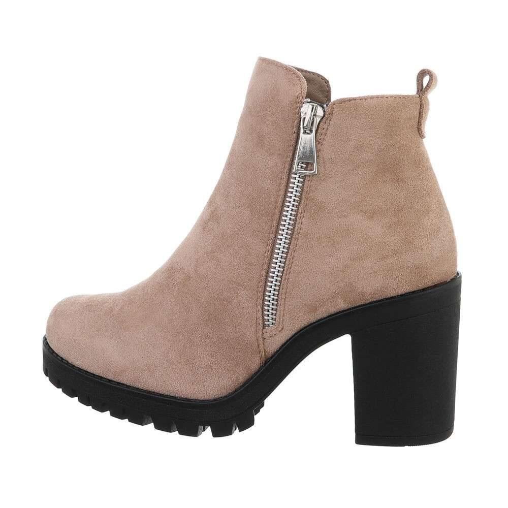 Kotníková dámská obuv - 40 EU shd-okk1448be