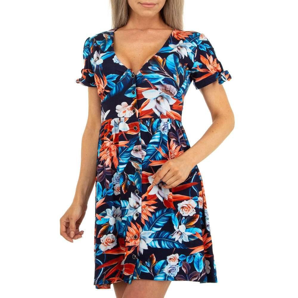 Letní mini šaty - XL/42 EU shd-sat1325tm