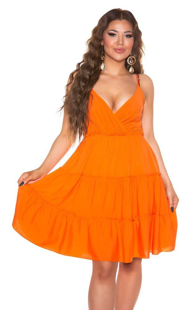 Letní šaty - S/M Koucla in-sat2284or