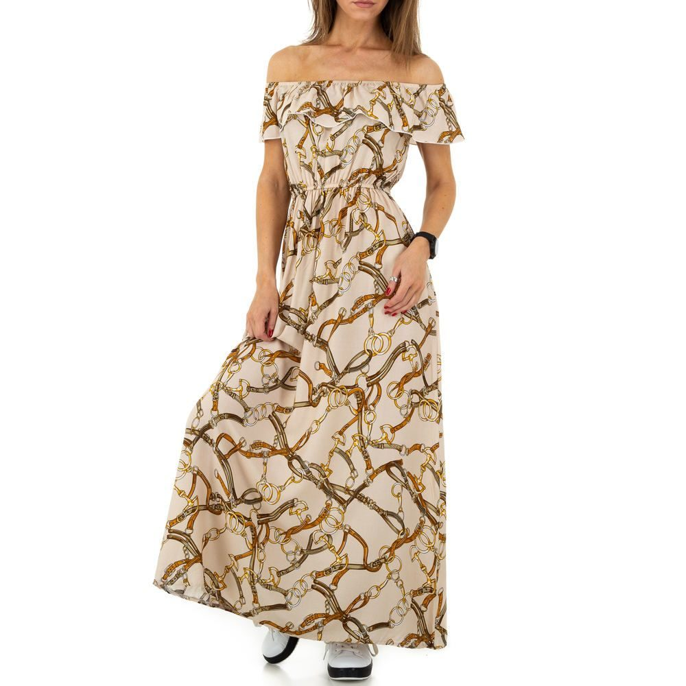 Dlouhé letní šaty - S/M EU shd-sat1216be