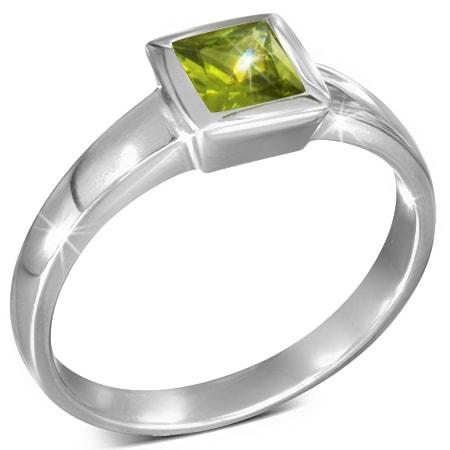 Dámský elegantní prsten - č.6 DAMSON th-zrc114