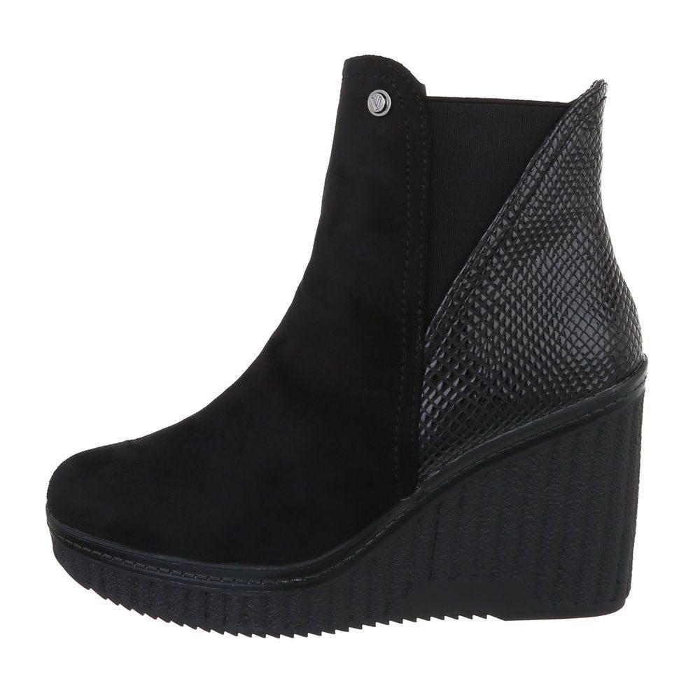 Dámská obuv na klínu - 41 EU shd-okk1426bl