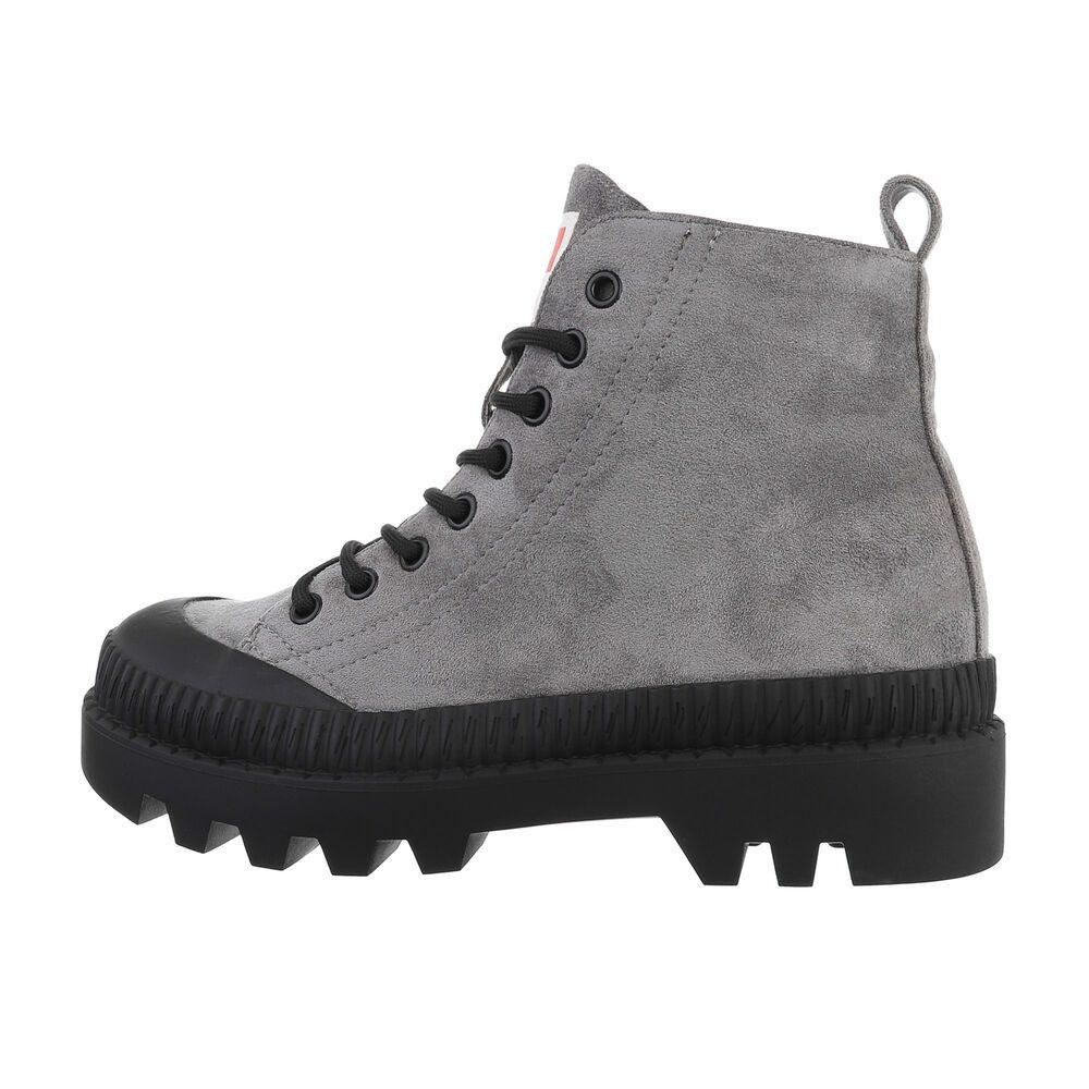 Kotníková dámská obuv EU shd-okk1455gr