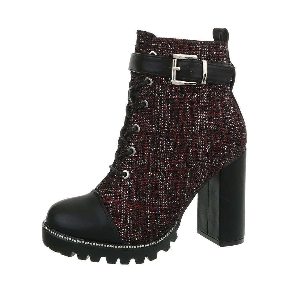 Členková dámska obuv - 40 EU shd-oko1060re