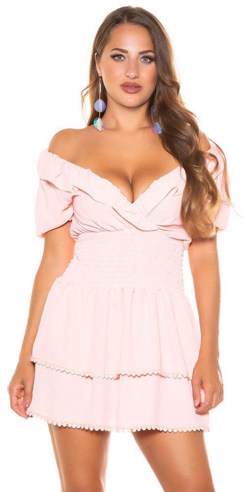 Letní dámské šaty Koucla in-sat2278ap