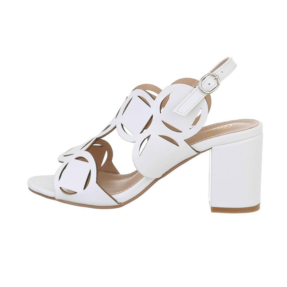 Letní dámské sandály - 41 EU shd-osa1403wh