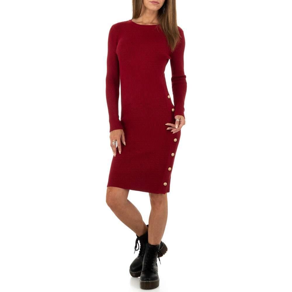 Úpletové dámské šaty EU shd-sat1242re