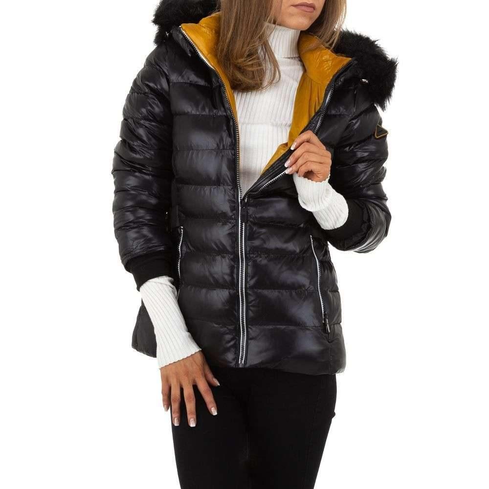 Zimná dámska bunda EU shd-bu1160bl