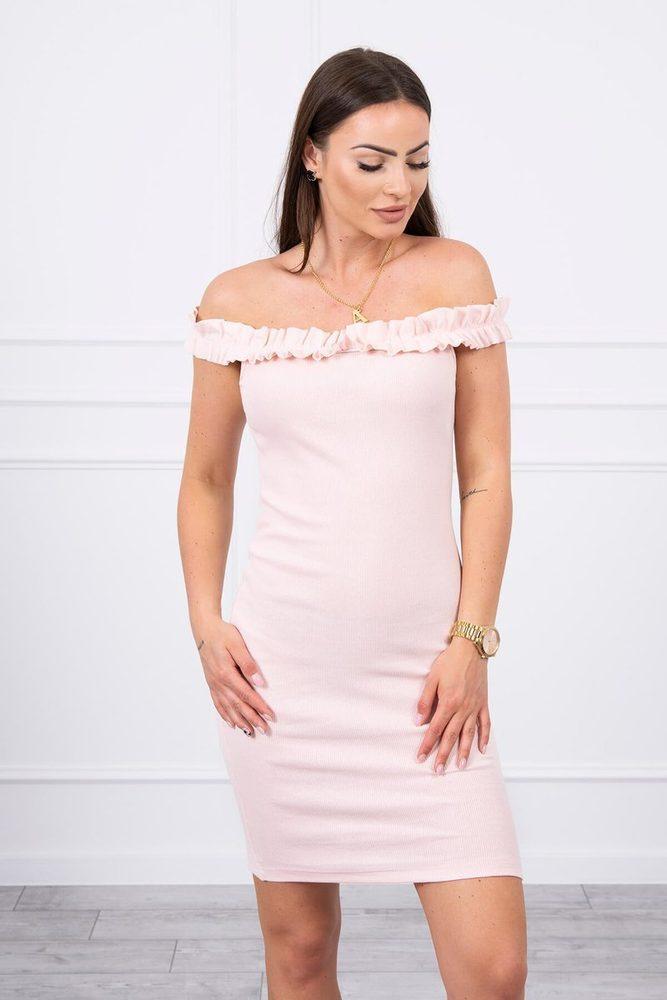 Letní dámské mini šaty Kesi ks-sa9097spi