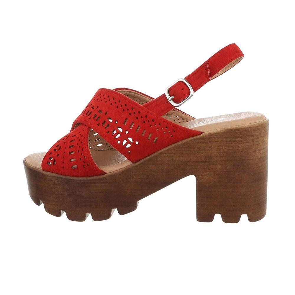Dámské letní sandály - 41 EU shd-osa1492re