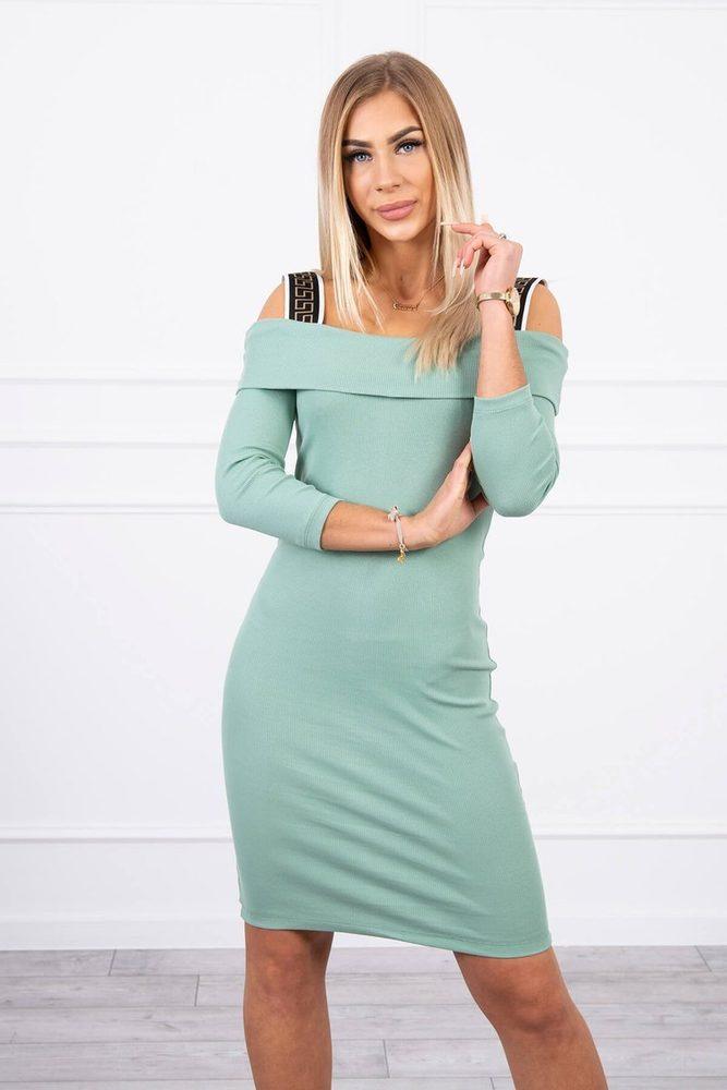 Dámské mini šaty - S/M ks-sa9241tmi