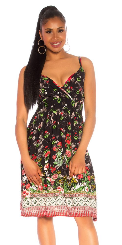 Letní dámské šaty Koucla in-sat2194bl