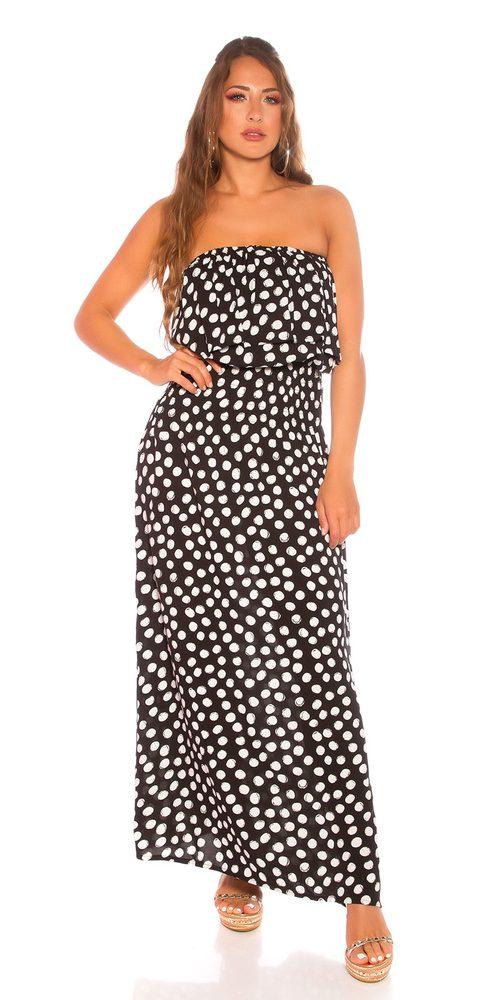Dámské letní šaty Koucla in-sat2208bl