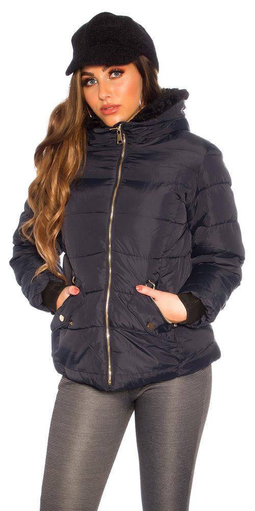 Dámská zimní bunda Koucla in-bu1193tm