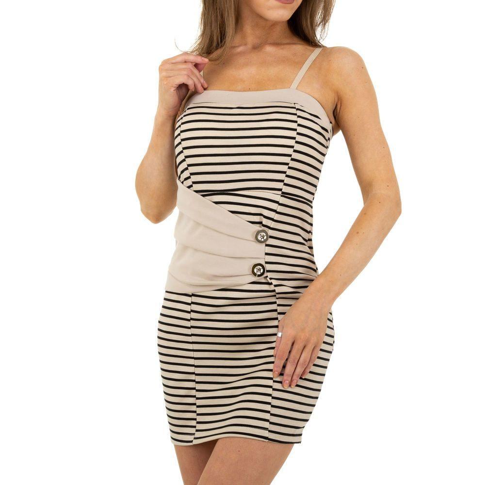 Dámské šaty na ramínka - L/XL EU shd-sat1232be