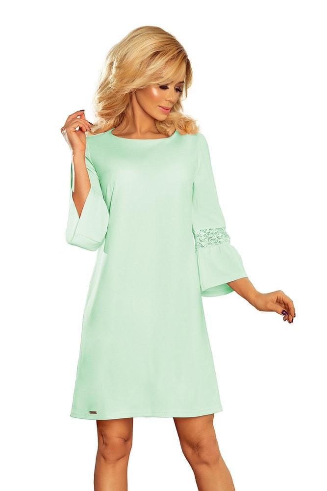 Elegantní dámské šaty - S Numoco nm-sat190-4