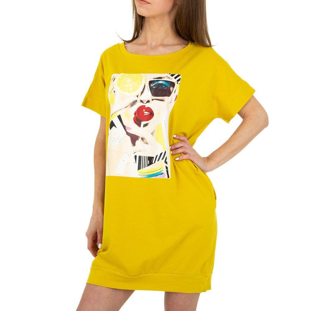 Volnočasové šaty - L/40 shd-sat1302ge