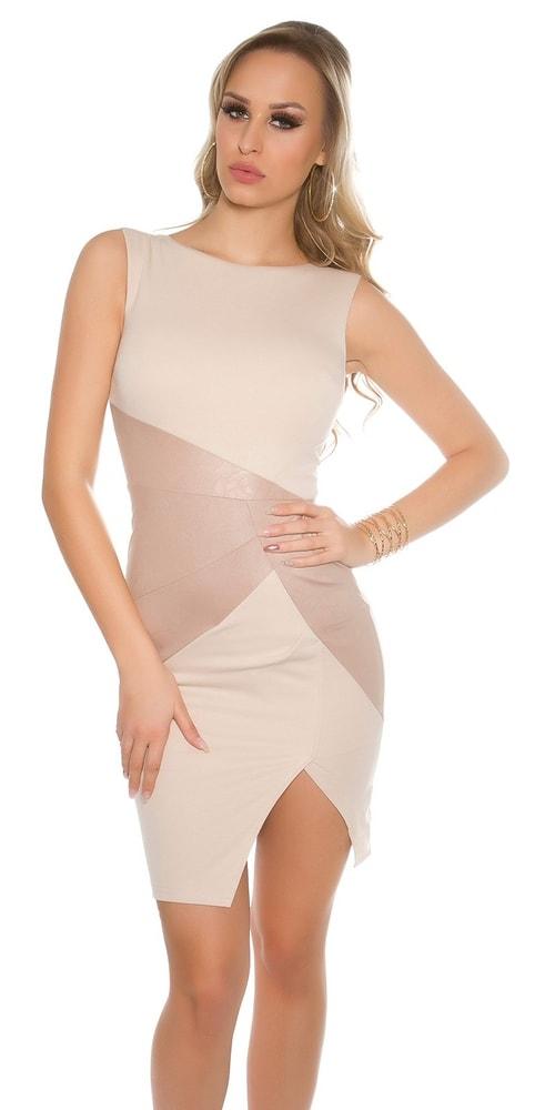 Dámske šaty - 40 Koucla in-sat1015be