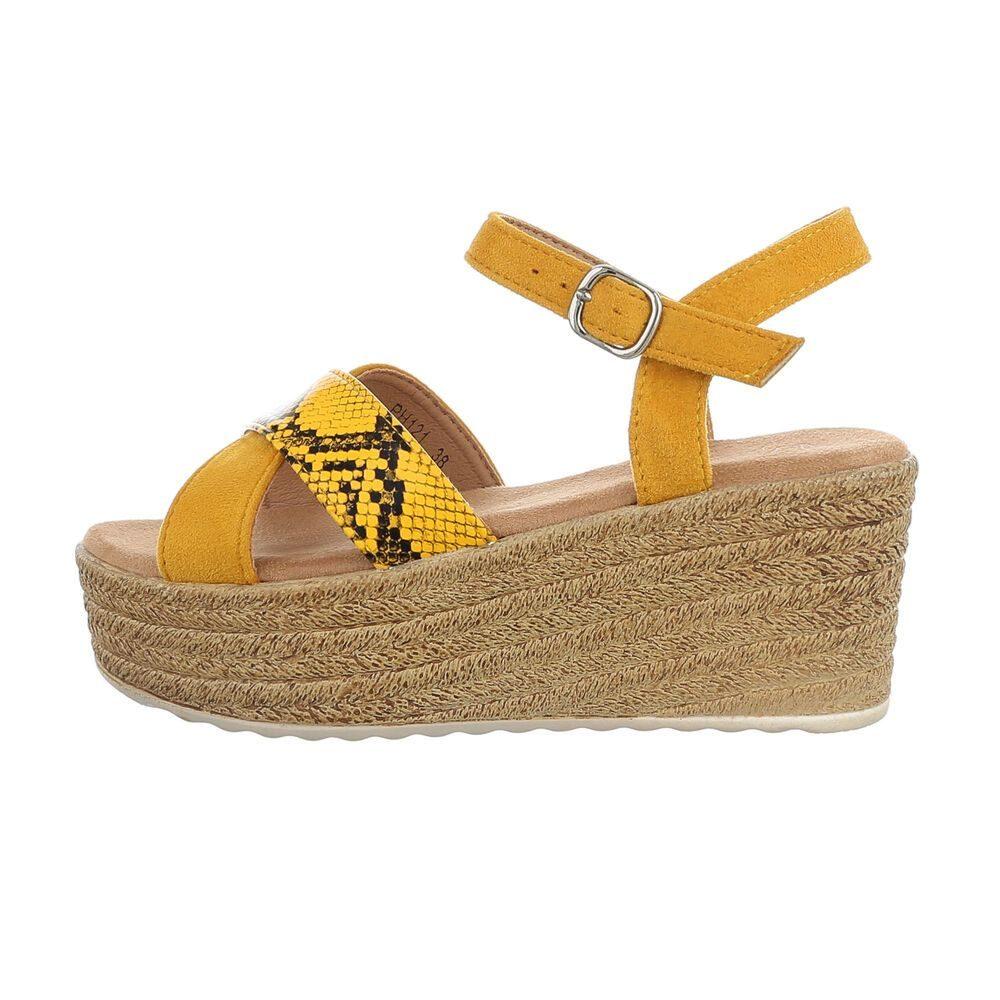 Dámské letní sandály - 41 EU shd-osa1463ye