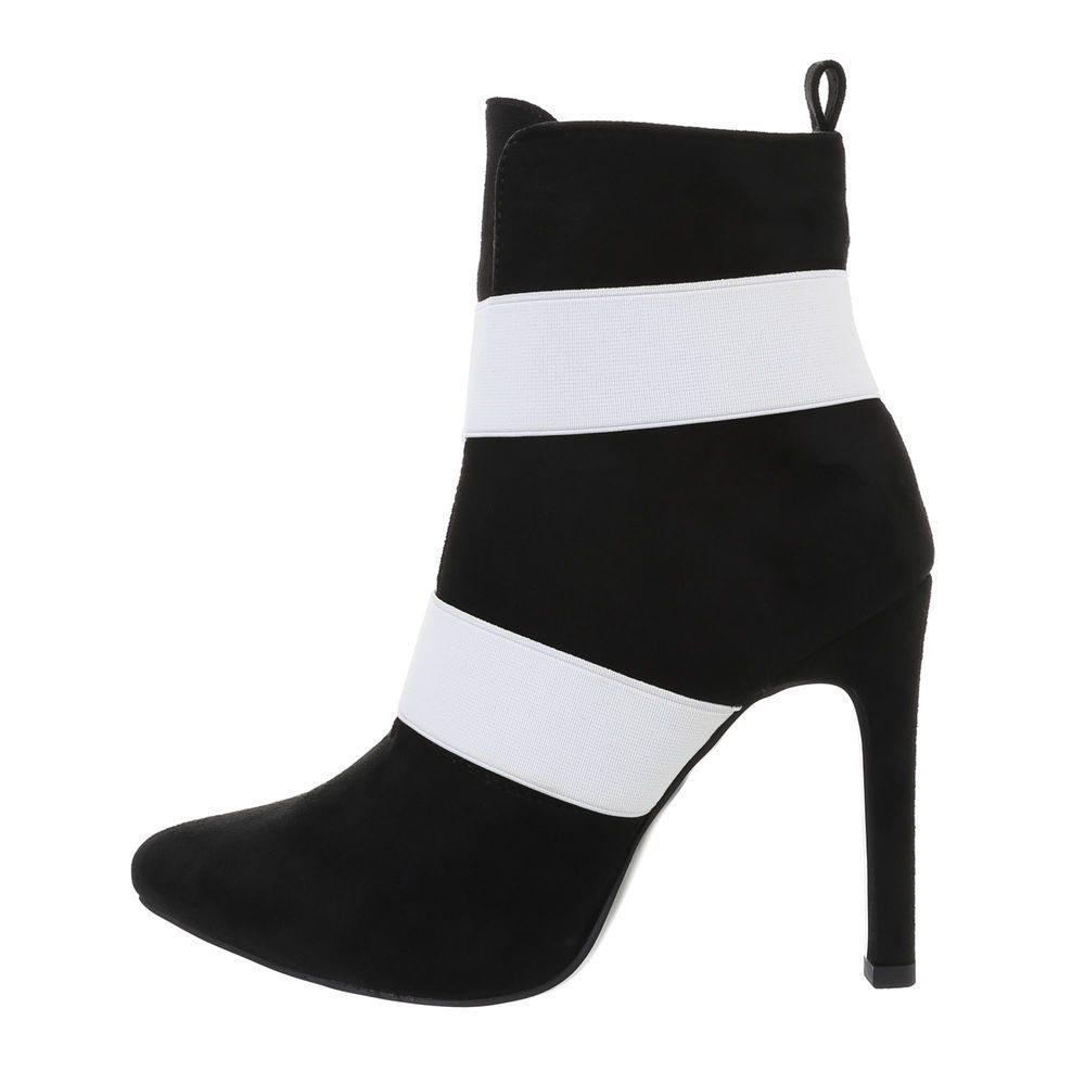 Kotníková dámská obuv EU shd-okk1418bw