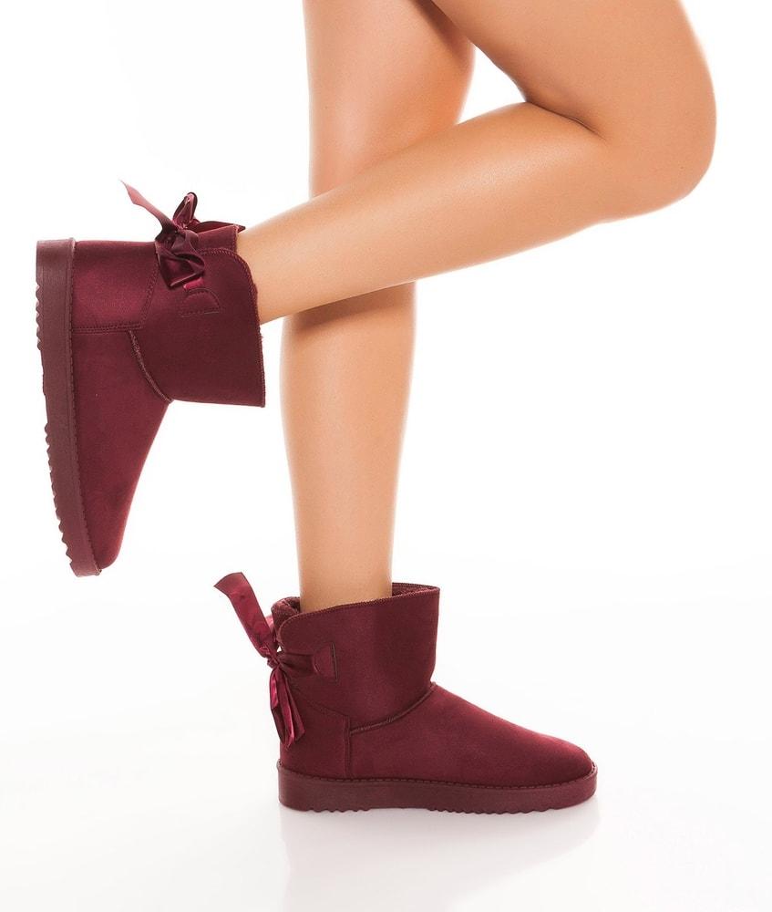 Členkové zimné topánky - 36 Koucla in-ob1033bo