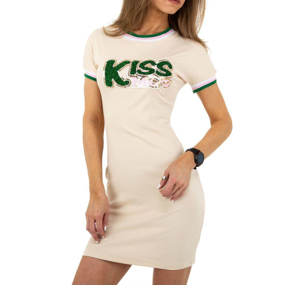 Dámské volnočasové šaty EU shd-sat1175be
