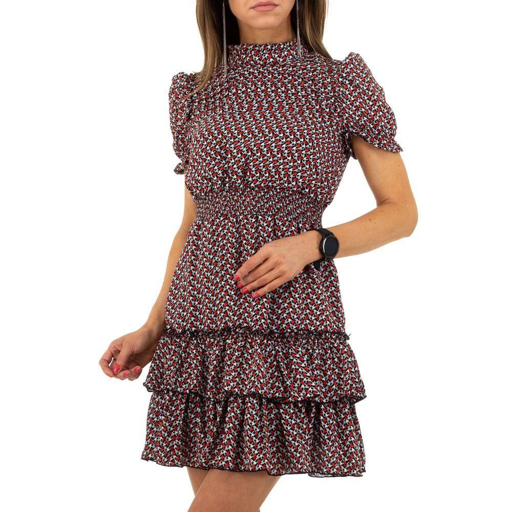 Letní dámské šaty EU shd-sat1202bl