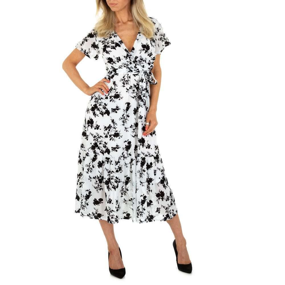 Dámské letní šaty Voyelles shd-sat1288wh