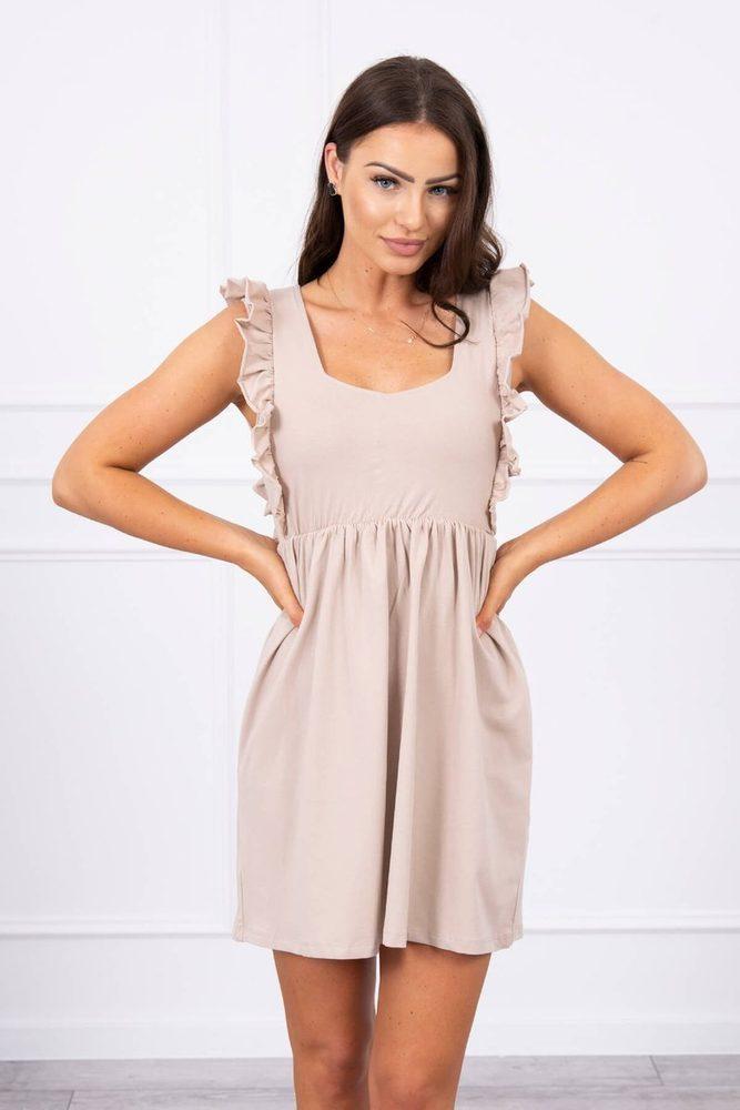 Letní mini šaty Kesi ks-sa9082sbe
