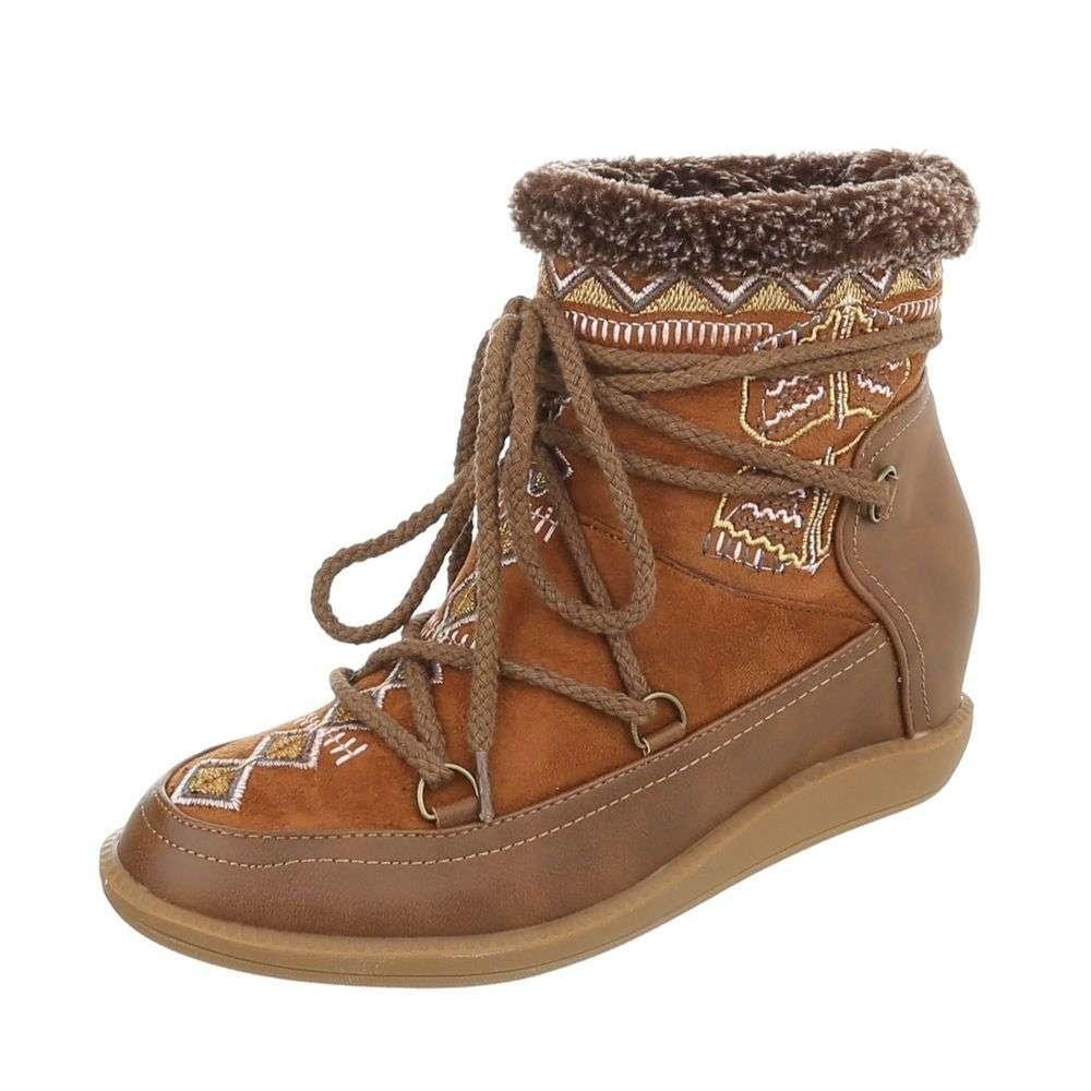 EU Dámské zimní boty