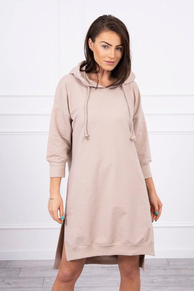Dámské mikino šaty Kesi ks-sa9078be