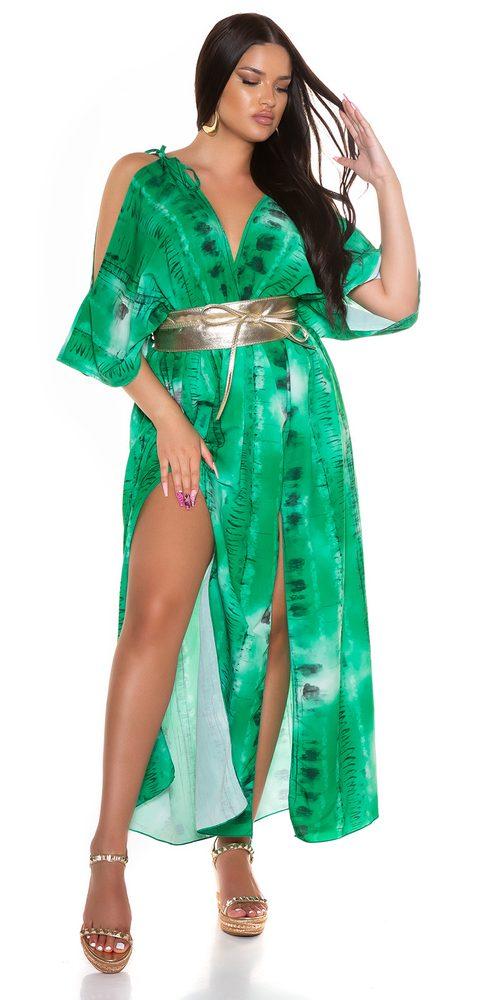 Dlouhé letní šaty Koucla in-sat2289ze