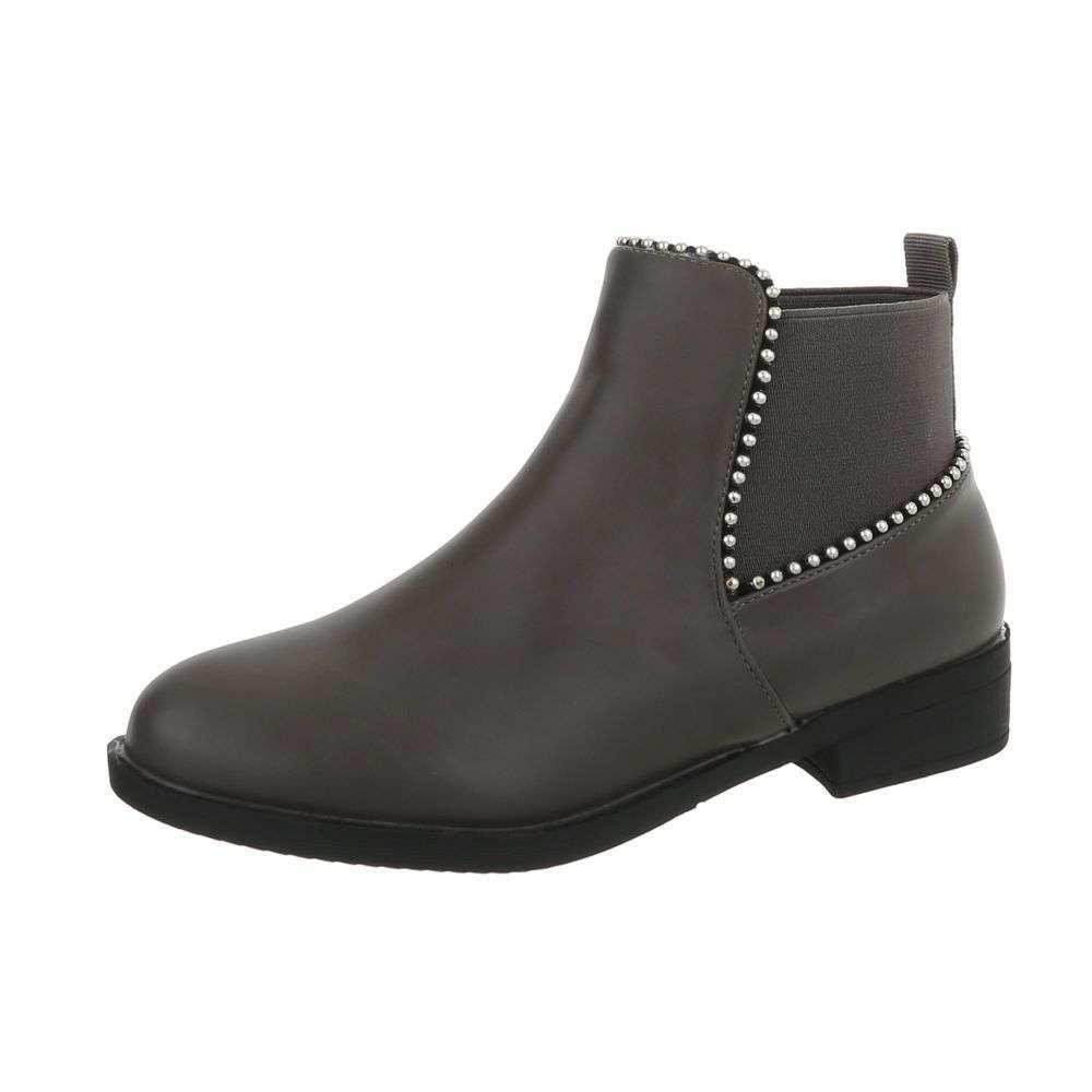 Dámská kotníková obuv EU shd-okk1042gr
