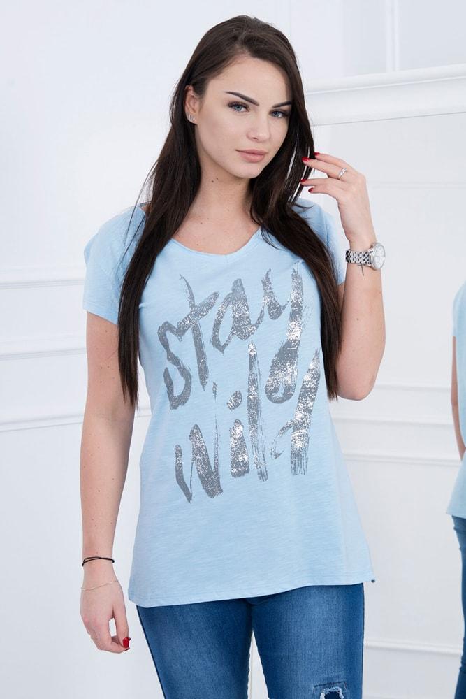 Dámske tričko s nápisom Kesi ks-tr51338smo