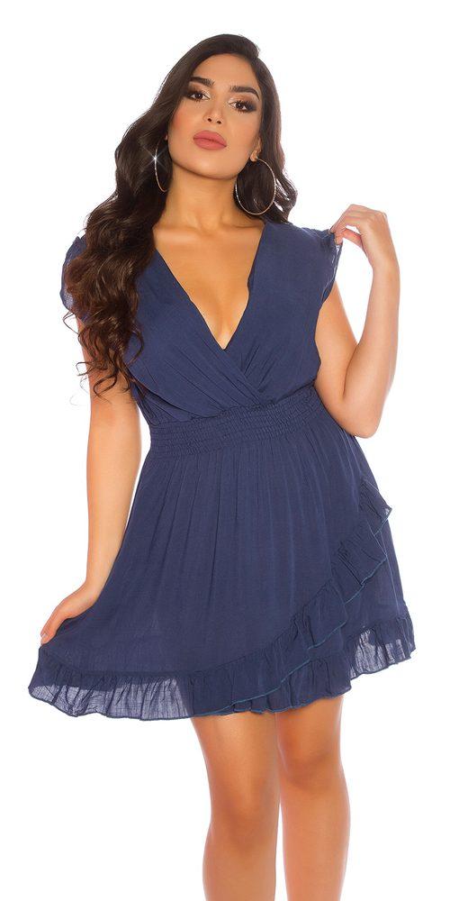Letní krátké šaty - M/L Koucla in-sat2178tm