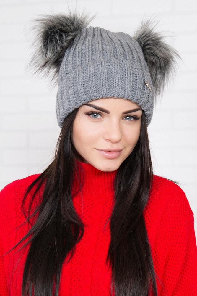 Zimné čiapky Kesi ks-ce04gr