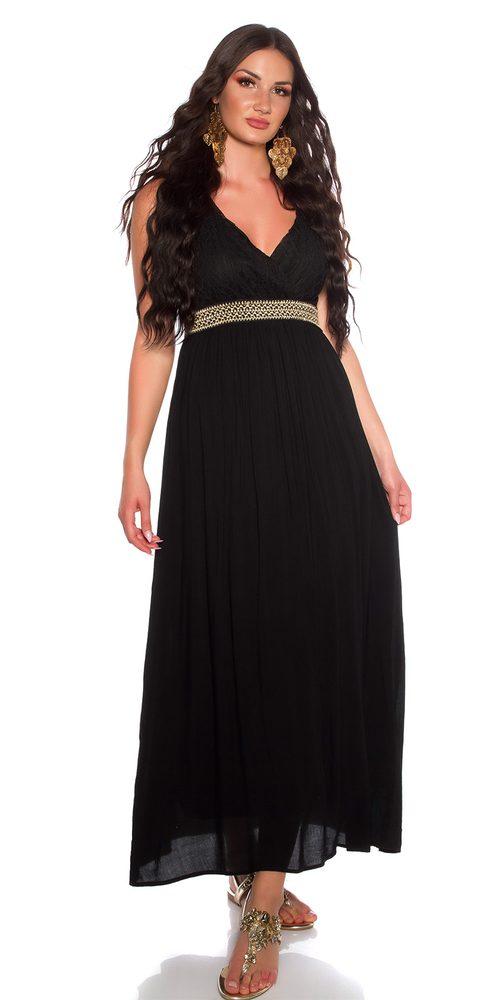 Dlouhé letní šaty Koucla in-sat2216bl
