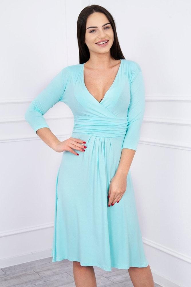 Elegantné dámske šaty - S Kesi ks-sa8314mi