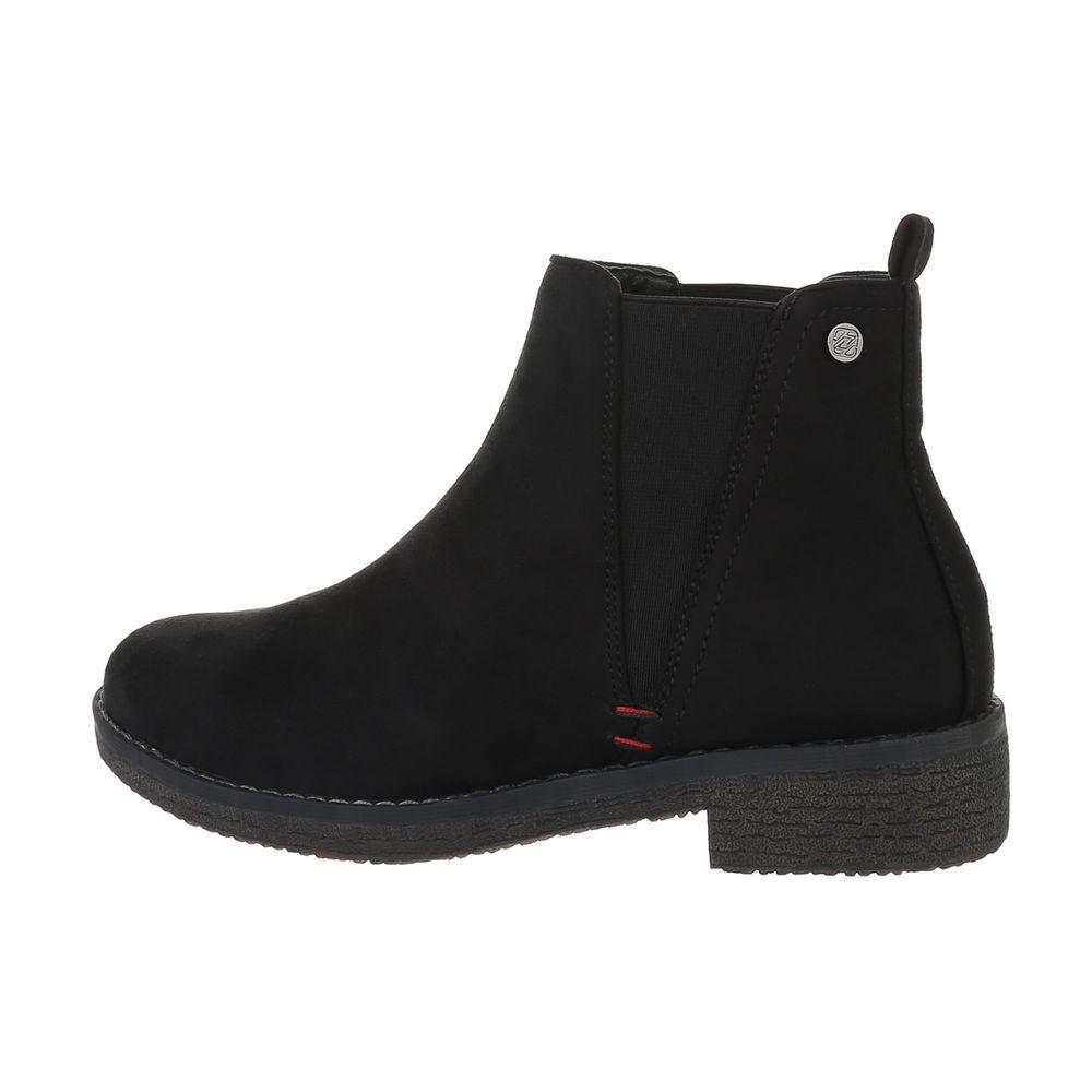 Kotníková dámská obuv - 39 EU shd-okk1429bl