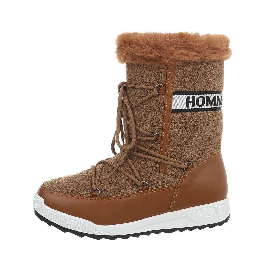 6d39f07e45 EU Zimní boty dámské