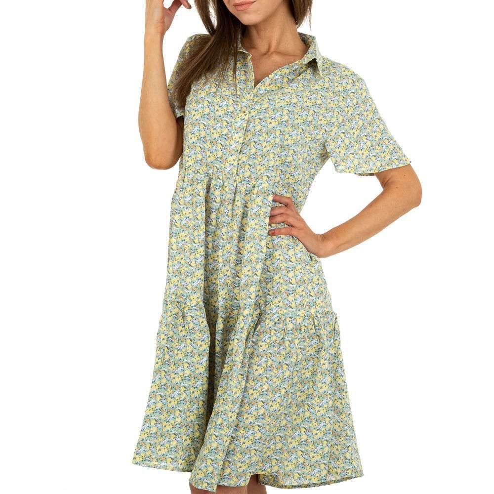 Dámské letní šaty - S/M EU shd-sat1263ze