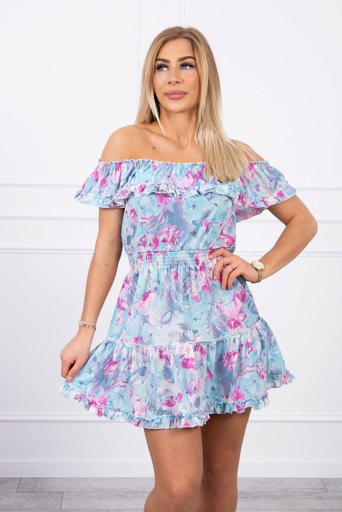 Letní mini šaty Kesi ks-sa9252mi