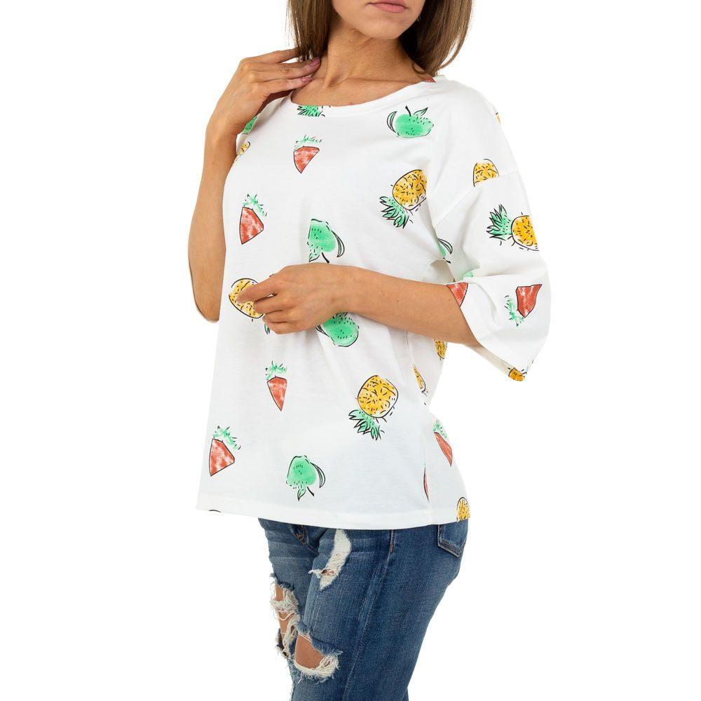 Dámské tričko - S/M EU shd-tr1032wh