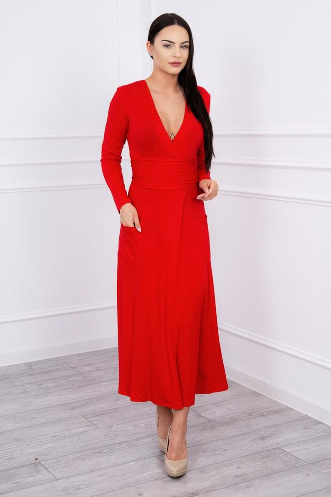 Elegantné dámske šaty Kesi ks-sa62247re