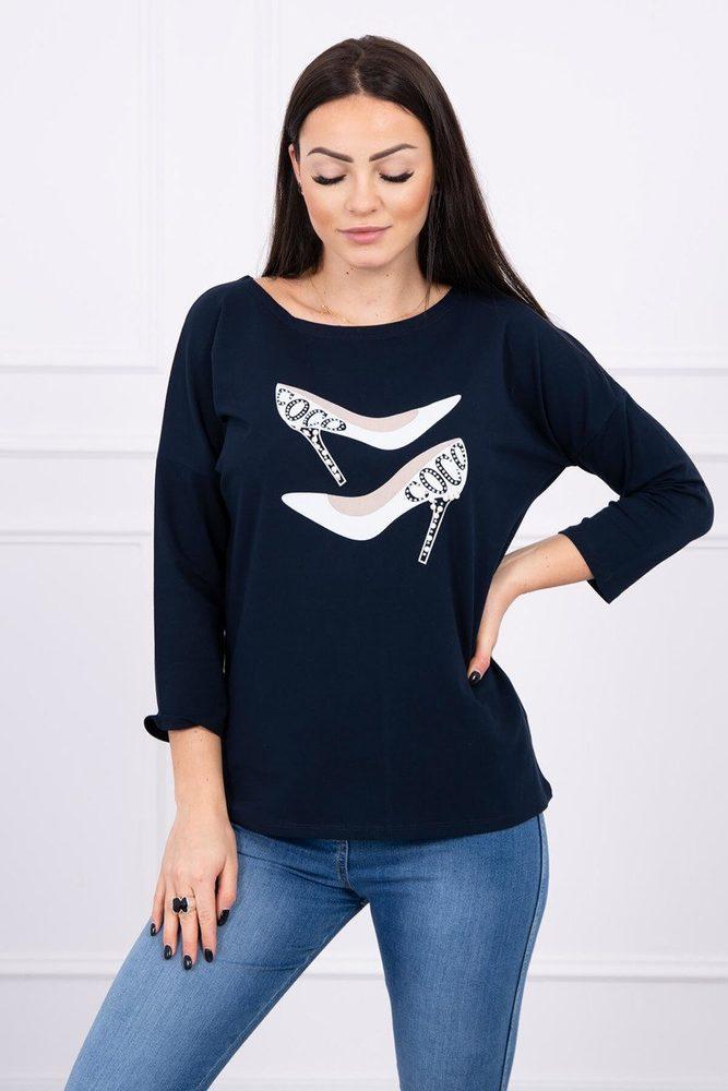 Dámské tričko - L/XL Kesi ks-tr0063tm