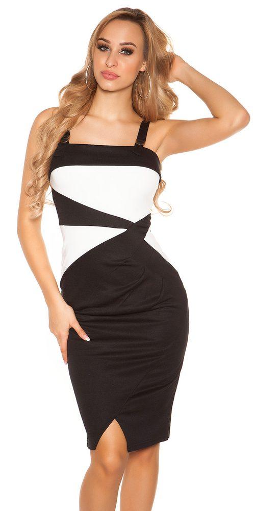Elegantní dámské šaty - 36 Koucla in-sat1201cr