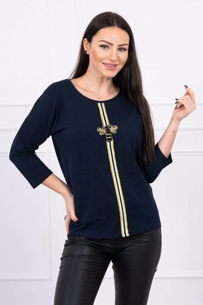 Dámské tričko s 3/4 rukávy - L/XL Kesi ks-tr0051tm